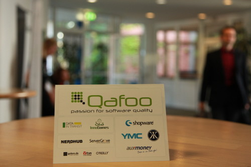 Qafoo is premium partner of SymfonySummit